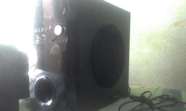 Home theater v/t