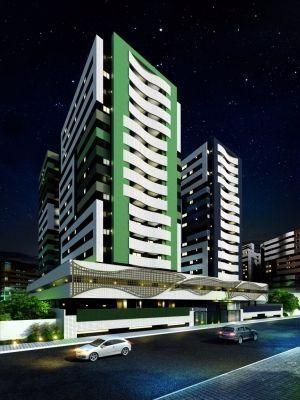 Apartamentos com 1, 2 e 3 quartos ideal para viver ou investir -Jatiuca - Maceió - Al