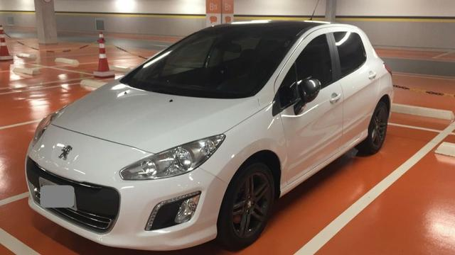 Peugeot 308 Griffe THP turbo 2014