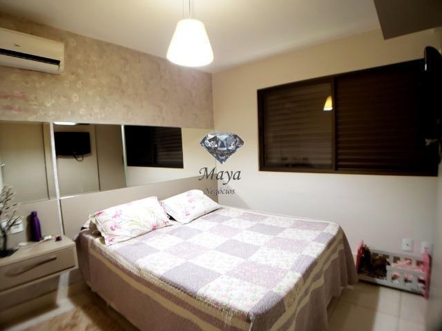 Real Park - Apartamento 3 Quartos, 90 m² c/ armários na 106 Norte - Nascente - Foto 7