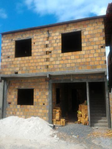 3 Casas em construção