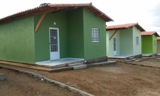 Repasso Casa financiada pela Caixa Económica Federal