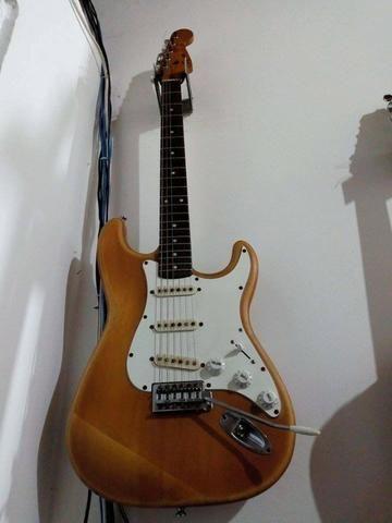 Guitarra squier som top zap 988779798 aceito cartão