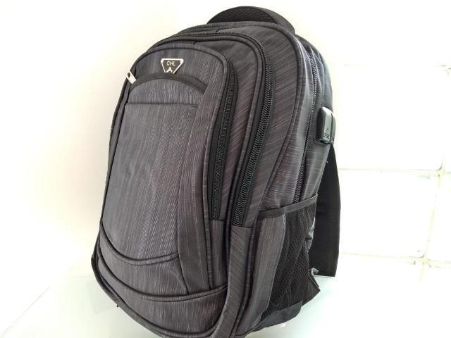 e9f9064b701 Mochila Notebook Fone (X) Fenomenal mover com esta BAG - Lançamento -USB