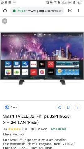 Tv smart Boa