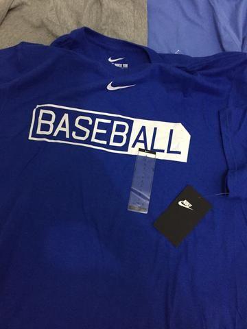 ef83abe99a8da Camisa Nike Baseball Original - G - Roupas e calçados - Vila ...