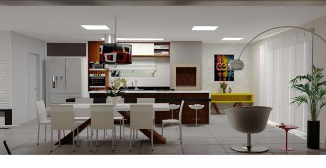 Casa à venda com 4 dormitórios em América, Joinville cod:853 - Foto 3