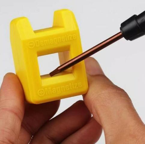 COD-FR4 Mini Magnetizador E Desmagnetizador Chave De Fenda Arduino Automação Robotica