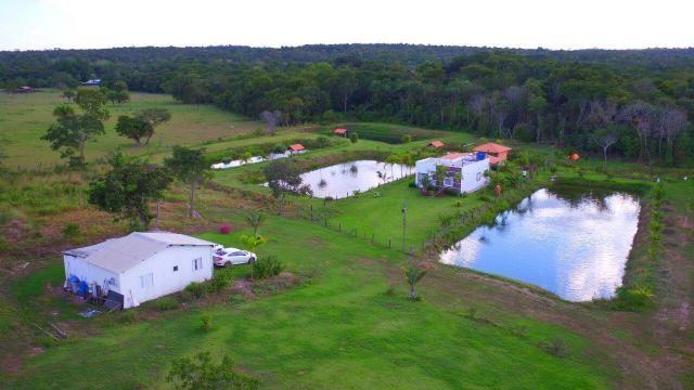 Chácara à venda, 70000 m² por r$ 690.000,00 - zuna rural - coxipó do ouro (cuiabá) - distr - Foto 3