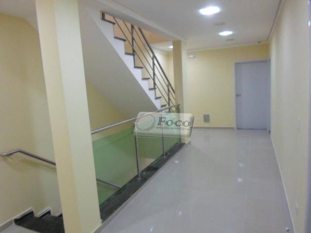 Sala para alugar, 22 m² por R$ 800/mês - Jardim Rosa de Franca - Guarulhos/SP - Foto 3