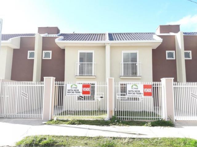 Sobrado à venda, 77 m² por r$ 190.000,00 - nações - fazenda rio grande/pr
