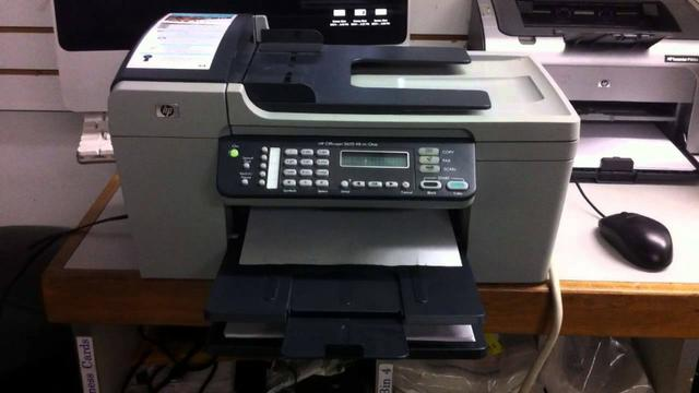 HP OFFICEJET 5610 ALL-IN-ONE PRINTER DRIVERS PC