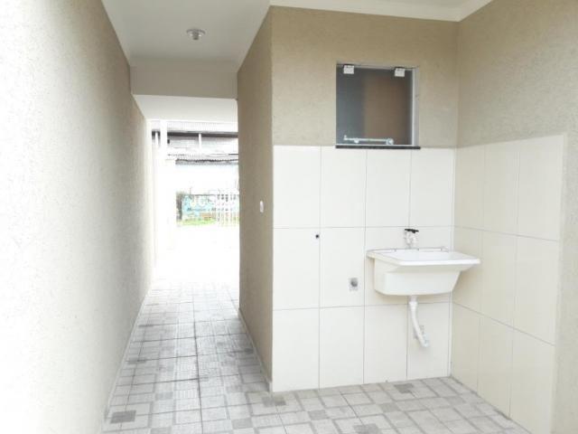 Sobrado à venda, 77 m² por r$ 190.000,00 - nações - fazenda rio grande/pr - Foto 12