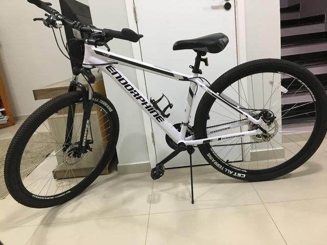 Linda Bike Endorphine com Nota Fiscal!!!