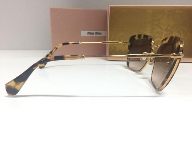 Óculos Feminino Miumiu - Foto 3