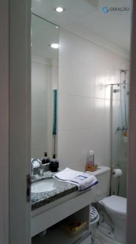 Apartamento com 4 dormitórios à venda, 131 m² por r$ 690.000 - jardim das indústrias - são - Foto 18
