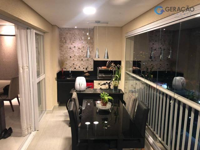 Apartamento com 3 dormitórios à venda, 156 m² por r$ 865.000 - jardim das indústrias - são - Foto 2