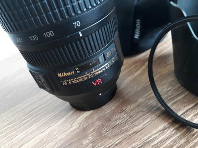 Nikon | Lente 70 300mm VR | Zoom