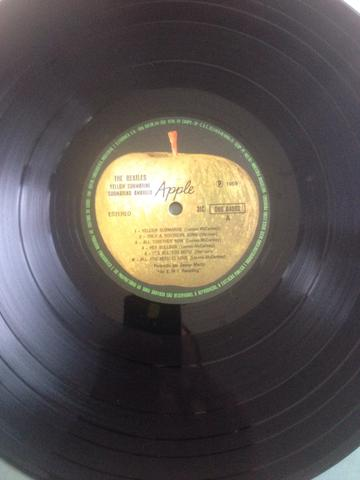 LP The Beatles Yellow Submarine disco vinil - Foto 2