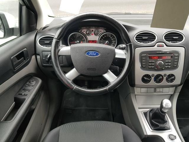 Ford Focus 1.6 2012 Único Dono Sem Retoques Airbag Abs - Foto 12
