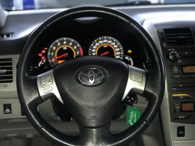 TOYOTA COROLLA 2011/2012 1.8 GLI 16V FLEX 4P AUTOMÁTICO - Foto 9