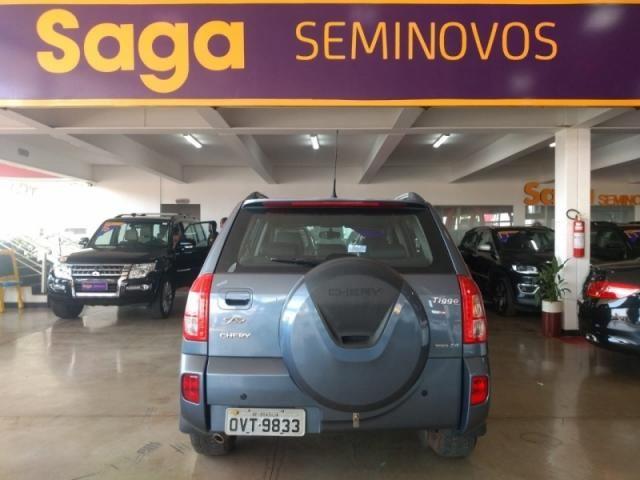 CHERY  TIGGO 2.0 16V GASOLINA 4P MANUAL 2014 - Foto 8