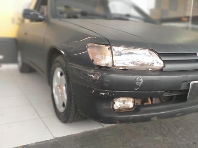 Peugeot 306 SX 1.6 16v Gasolina 1997 - Foto 2