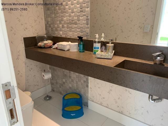 Casa totalmente mobiliada em buscaville - analisamos permuta em imóvel de menor valor. apa - Foto 17