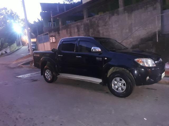 Toyota Hilux 4x4 - Foto 6