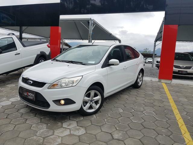 Ford Focus 1.6 2012 Único Dono Sem Retoques Airbag Abs