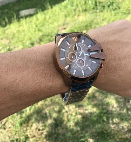 Relógio Diesel Original Novo 100% funcional