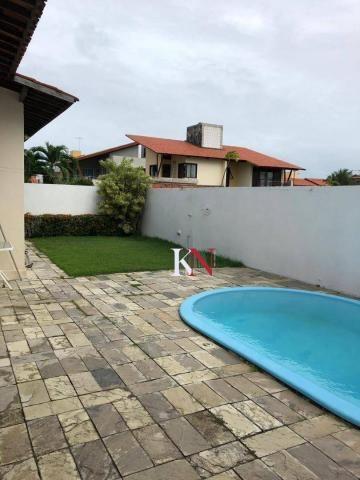 Casa com 3 suítes, DCE, 370 m² por R$ 1.100.000 - Altiplano - João Pessoa/PB - Foto 3