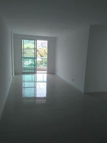 Amplo apartamento no Ed Portinari - Três Rios-RJ - Foto 3
