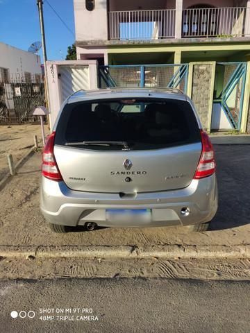 Vendo Renault Sandero 1.6 privillege 11/12 automático - Foto 3