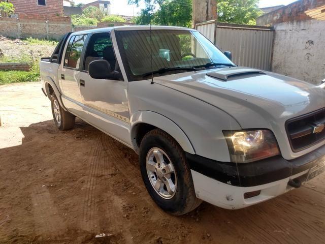 Vendo S10 a diesel - Foto 5