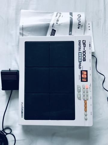 Bateria Eletrônica - Cherub DP-1008 - Foto 2