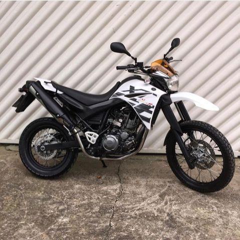 Xt660 branca