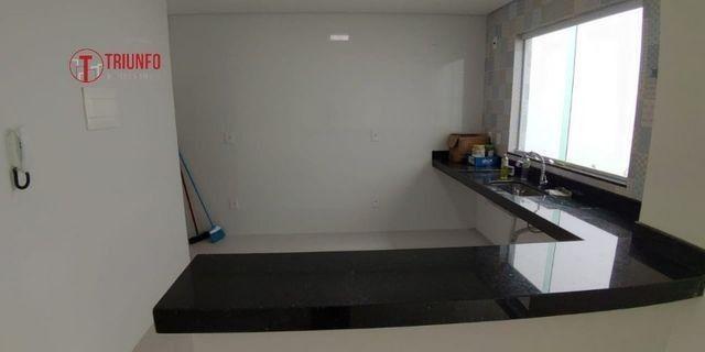 Casa a venda com 3 quartos no bairro Itapoã - Belo Horizonte - MG - Cod. 1117 - Foto 9