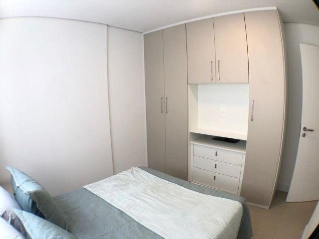 Apartamento dois dormitórios c/ piscina. - Foto 12
