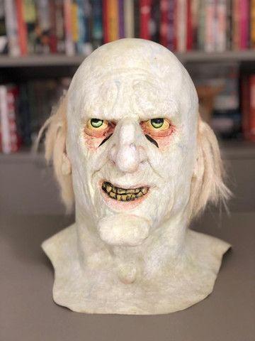 Máscara Crypt Keeper do site Horror Dome - Foto 4