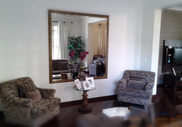 Apartamento 310m² - com 4 dormitórios para locação, 310 m² - Bairro Jardim - Santo André - Foto 3