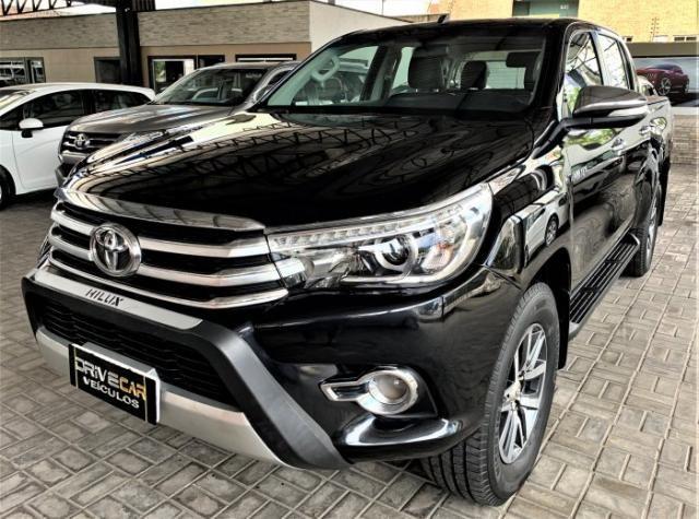 Toyota hilux 2017 2.8 srx 4x4 cd 16v diesel 4p automÁtico - Foto 2