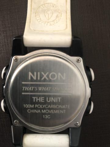 Relógio digital nixon - Foto 2