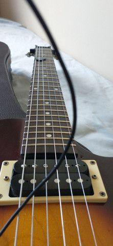 guitarra lespal epiphone - Foto 4