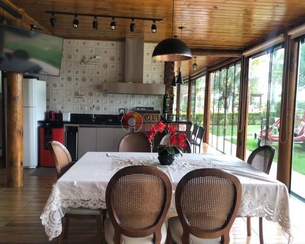 Rancho com suítes e chalés no Condomínio Represa da Broa em Itirapina-SP - Foto 4