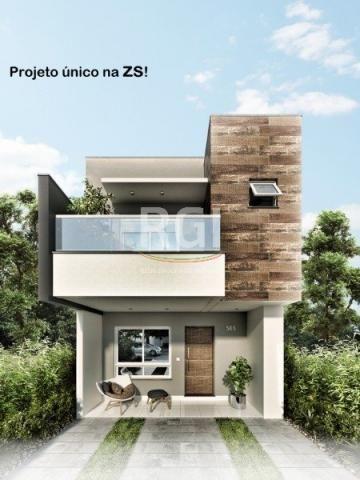 Casa à venda com 3 dormitórios em Aberta dos morros, Porto alegre cod:MI269874