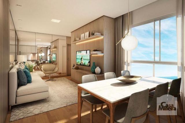 Apartamento à venda com 2 dormitórios em Jaraguá, Belo horizonte cod:259814 - Foto 3