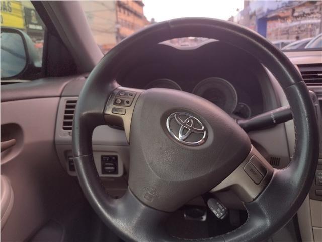 Toyota Corolla 1.8 xei 16v flex 4p automático - Foto 6