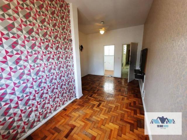 Excelente Apartamento com 1 dormitório 2 banheiros  para alugar, 50 m² por R$ 1.100/mês -  - Foto 12