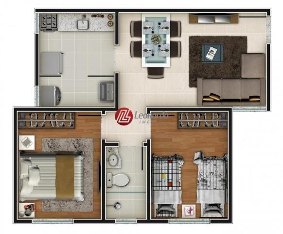 Apartamento 2 quartos - Santa Amélia - Foto 10